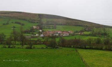 Santa Olalla de Aguayo: