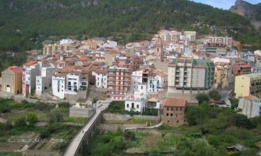 Pueblo Montanejos