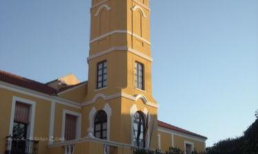 Malagón:  ayuntamiento de malagon