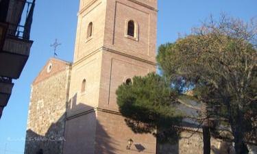 Malagón:  iglesa de santa maria magdalena