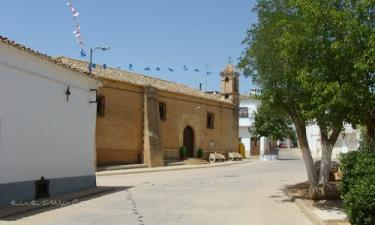 Casas de Santa Cruz: