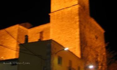 Horcajada de la Torre: