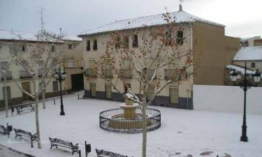 Villares del Saz
