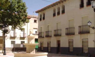 Villares del Saz: