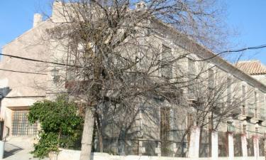 Campocámara:  Está es la casa de Doña Piedad Martinez, es una de las casas más emblemáticas y bonitas de Campocámara , está en la Calle Mayor, hoy día está en proceso de restauración por los herederos de Dona Piedad, los hermanos, Vallés Ortega.