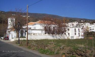 Pueblo Mecina-Fondales