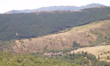 Peñalba de La Sierra: