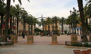 Ayamonte:
