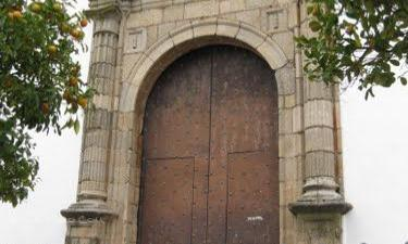 Encinasola:  Iglesia de S. Andres