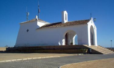 Santa Bárbara de Casa: