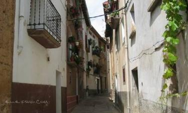 Torres del Obispo: