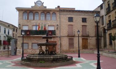 Sorihuela del Guadalimar: