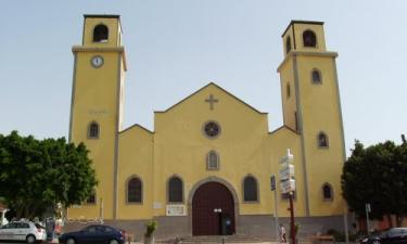 Cruce de Arinaga: