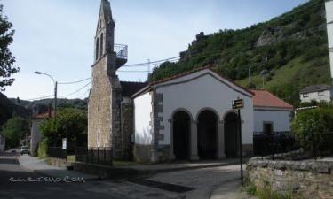 Peredilla:  Iglesia de Peredilla León