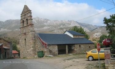 San Martín de la Tercia: