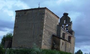 Valdealcón:  Iglesia