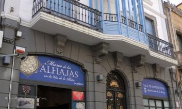 La Bañeza:  Museo de las Alhajas en la Vía de la Plata