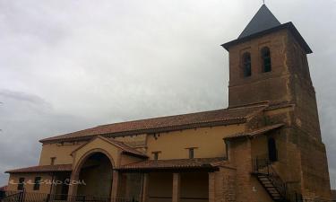 Santa Cristina de Valmadrigal: