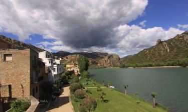 Sant Llorenç de Montgai: