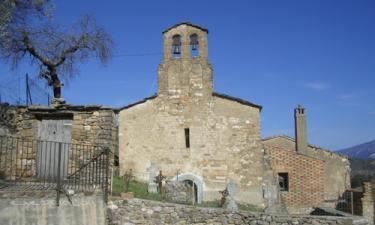 Sant Esteve de La Sarga