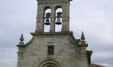 Iglesia San Pedro de Canabal: