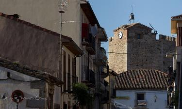 Buitrago del Lozoya:  Torre del Reloj
