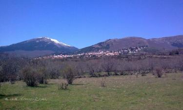Miraflores de la Sierra:  Lo mejor de la Sierra de Madrid Miraflores de la Sierra.