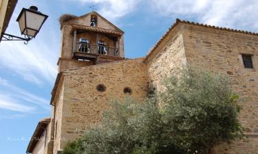 Pueblo Montejo de la Sierra