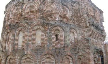 Talamanca de Jarama:  Ábside romanico