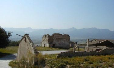 Torrealquería:  cortijo millina. refugio para el general torrijos en 1831