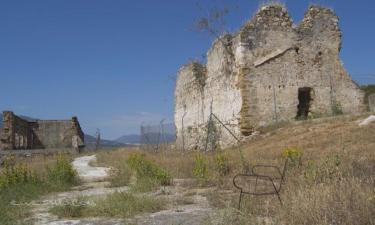 Torrealquería:  torre vigia, mazmorra del general torrijos