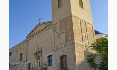 Beniel:  Iglesia de San Bartolomé-Beniel
