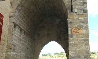 Puente la Reina/Gares: