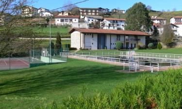 Igantzi:  piscina de Igantzi
