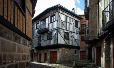 La Alberca: