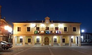 Fuentepelayo:  ayuntamiento de fuentepelayo