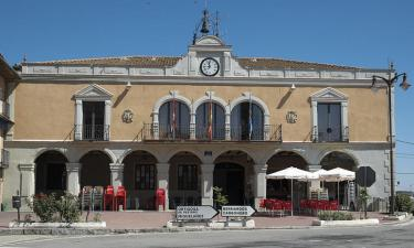 Santa María la Real de Nieva: