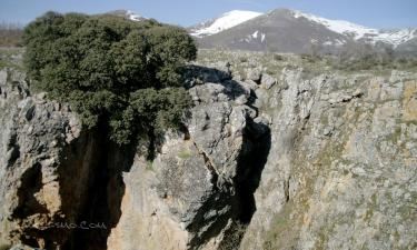 Cueva de Agreda:  Sima de Los Trabucos