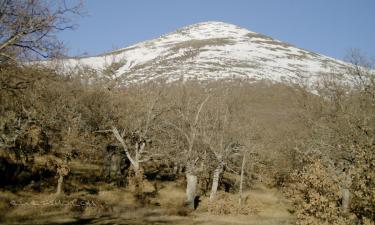 Cueva de Agreda:  Dehesa Los Prados