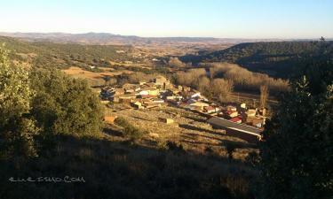 Velilla de los Ajos:  Vistas desde el cerro
