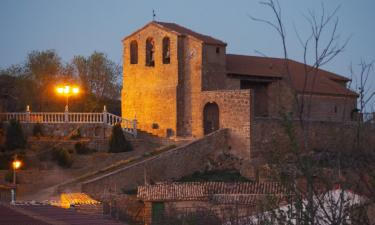 Velilla de los Ajos:  Iglesia de San Pedro Apóstol