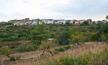 La Serra d'Almos: