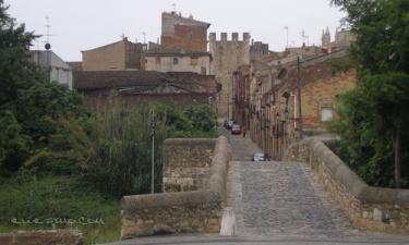 Pueblo Montblanc