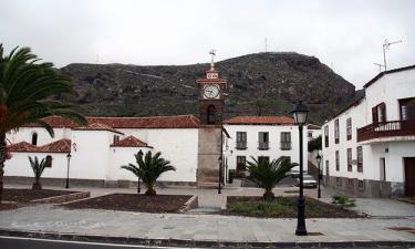 Pueblo San Juan de La Rambla
