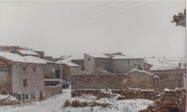 Collados:  Una de tantas nevadas que suelen caer por alli.