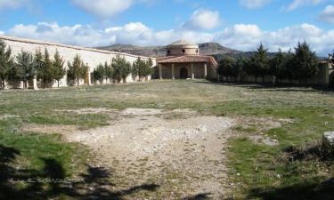 Cantavieja:  Ermita de Cantavieja
