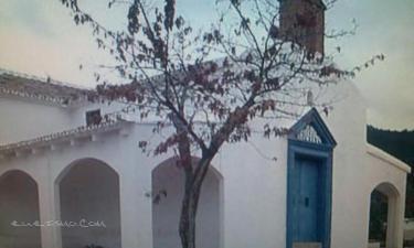 Navahermosa:  Ermita de la MIlagra