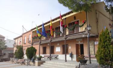 Pantoja:  Ayuntamiento
