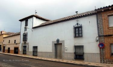 Los Yébenes: