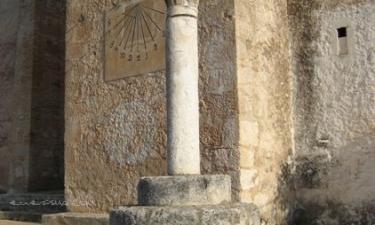 Bocairent:  ermita del Santo Cristo